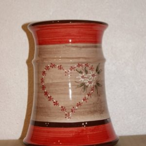 pot ustensile poterie artisanale vallauris edelweiss doux